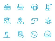 1500 Streamline Icons - Coming soon! by Vincent Le Moign