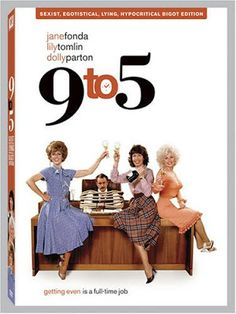 9 to 5 starring Dolly Parton, Lily Tomlin and Jane Fonda on DVD only $3.00