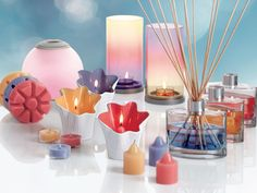 PartyLite candles...the best!