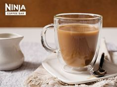 French Vanilla Cream Forte is easy to make using your favorite Ninja® appliances. Discover delicious and inspiring recipes from Ninja® for every meal. Coffee Snobs, Coffee Wine, Hot Coffee, Coffee Drinks, Coffee Maker, Vanilla Cream, French Vanilla, Ninja Coffee Bar Recipes, Ninja Recipes
