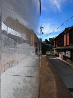 瀬戸内国際芸術@犬島の家プロジェクト。西沢立衛。西沢ファンにみられるかもしれないが・・・そうでもない!