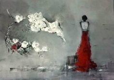 Solfrid Skarseth, Acrylic on canvas on ArtStack Art Painting, Canvas, Painting, Abstract Art, Acrylic Canvas, Art, Abstract
