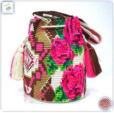 Mochila bag double strands รุ่น Kilim Beldi ( Mochi Brand) ⭕️Sold out⭕️ •ฐาน 9.2 นิ้ว สูง 11.5นิ้ว •สายยาว 80cm. •ฟรี Ems ขอบคุณคุณลูกค้ามากๆค่ะ  Unique style by wayuukiss FB ➡️ WayuuKiss Line ➡️ @wayuukiss (มี@นำหน้าค่ะ) IG ➡️ wayuukiss =accept credit card,paypal== #wayuukiss #wayuubag #popularbikini #กระเป๋าพลอยเฌอมาลย์ #colombia #importthailand #summerbag #hotitem #mochilabag #mochilas #bikini #kinni #wayuubikini #popularbikini #กระเป๋าพลอยเฌอมาลย์ #colombia #importthailand #summerba... Tapestry Bag, Crochet Bags, Bucket Bag, Baskets, Design Inspiration, Backpacks, Shoulder Bag, Handbags, Patterns