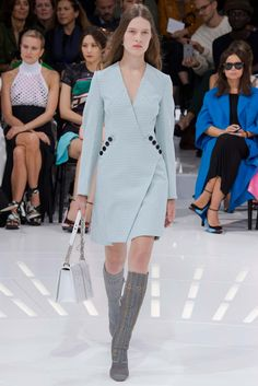 Christian Dior Spring 2015 Ready-to-Wear - Paris Fashion Week #SS15 #PFW #RTW