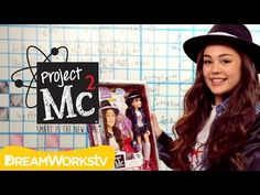 Adrienne Attoms Unboxing | Project Mc² - YouTube