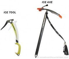 Ice Tool / Ice Axe