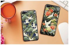 Custom made Phone Case For iPhone – It's like a picture frame for your phone. Make a smartphone case that's truly unique. Let your phone do the talking. Custom Made Phone Cases, Personalized Phone Cases, Diy Phone Case, Iphone 8, Iphone Cases, Make Your Own Case, Handy Case, Photo Pattern, Mobile Cases