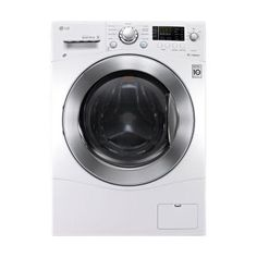 LG Washer Dryer offers a single source laundry solution with their all in one washer dryer combo. A washer and dryer combination all in one machine. Compact Washer And Dryer, Lg Washer And Dryer, Laundry Closet, Laundry Room Storage, Laundry Rooms, Home Depot, Cubes, Stainless Steel Drum, Atelier