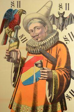thedukeofpeckhams:    Alsacian 19th Century Carnival Prints