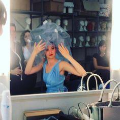 Scatto di backstage del Teatro G. Puccini a Torre del Lago! Continua lo shooting con le ragazze @missartemodaitalia  #girl #love #portrait #igersoftheday #igers #fashion #fashionable #hat #hats #fashinator #style #girls #opera #puccini #teatro #shooting #ragazze #modisteria #model #models #pic