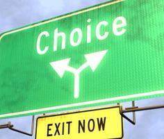 Important Decisions | TheWannabeSaint.com