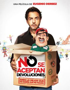 High resolution official theatrical movie poster ( of for Instructions Not Included [aka No se Aceptan Devoluciones]. Image dimensions: 2109 x Directed by Eugenio Derbez. Movies 2014, Popular Movies, Great Movies, Streaming Hd, Streaming Movies, Love Movie, Movie Tv, Movies Showing, Movies And Tv Shows