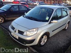 Discover All New & Used Cars For Sale in Ireland on DoneDeal. Buy & Sell on Ireland's Largest Cars Marketplace. Now with Car Finance from Trusted Dealers. Renault Scenic 2004, Car Finance, New And Used Cars, Cars For Sale, Ireland, Cars For Sell, Irish