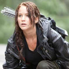 Which Strong Female Character Are You? / Katniss Everdeen (Yep, gonna keep taking these silly quizzes!)