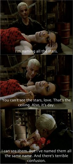 One of my favourite Drusilla lines