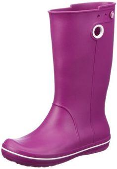 55523afb1a2bc0 Crocs Women s Crocband Jaunt Wellingtons