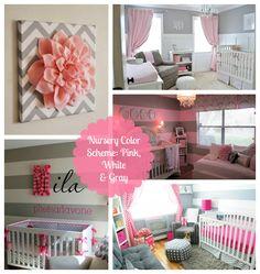 Life's a Sweet Serendipity: Nursery Ideas - Mila's Sweet Baby Room