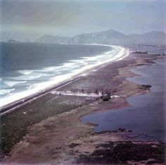 Anos 60 - Barra da Tijuca