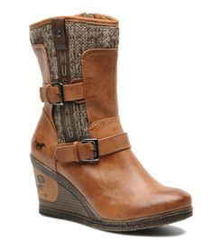 Dámske čižmy MUSTANG shoes 33C-087