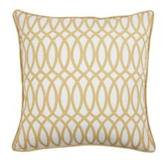 "Geo Pillow 22"" - Citrus from Z Gallerie"