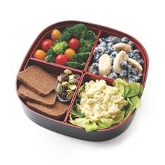 Egg Salad Bento Lunch - EatingWell.com