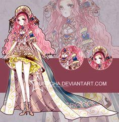 Auction Adopt 02 [48h] ::CLOSED:: by Rurucha.deviantart.com on @deviantART