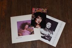 Kate Bush Hounds Of Love LP Vinyl EMI America ST-17171 bonus Bio Bjork Tori Amos