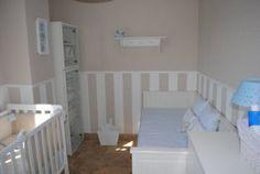 Habitacion para bebe muy pequeña