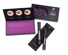 Moodstruck 3D FIber Lashes+ #youniqueproducts #younique #makeup #eyes #mascara #fiberlashes