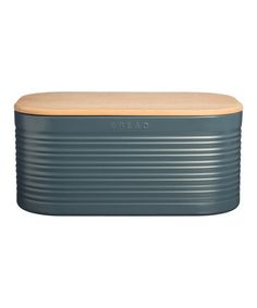 Another great find on #zulily! Slate Ripple 'Bread' Box #zulilyfinds
