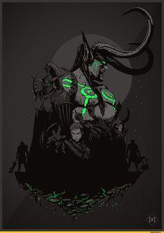 Warcraft-Blizzard-фэндомы-Illidan-Stormrage-3717352.jpeg (1400×1980)