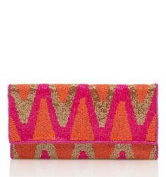 embellished clutch | forever new