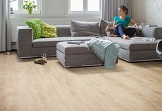 he BerryAlloc Pure Click 55 Standard range offers outstanding quality for money. The BerryAlloc Pure Click 55 Standard range specification is as follows: 5mm (thick)   0.55mm (wear layer)   1326mm (length) x 204mm (width)   8 planks per pack   2.164m² per pack   suitable for underfloor heating. The BerryAlloc Pure Click 55 Standard range also boasts an impressive Lifetime Residential Warranty and a Slip Resistance of R11.