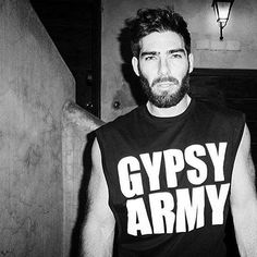 ⚫️ GALARRETA BOY @hyperdecadence LOOKING AWSOME in the GYPSY ARMY TEE ❤️❤️❤️ #rubengalarreta #galarretaboy #men #man #menstyle #menswear #mensfashion #fashion #fashionlove #thegypsyarmy #gypsyarmy #sporty #luxury #male #beauty #style #stylish #stylist #guy #boy #cool #dope #hot #look #like #love #dream ❤️⚫️❤️