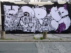 #streetart #graffitis Photos ©Horfée