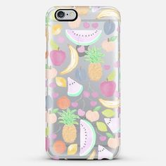 Shop quality design collection phone cases at casetify.com | #Graphics | #Painting | #Transparent | Lisa Argyropoulos
