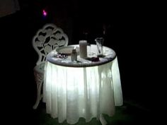 """RELAY FOR LIFE """"The Empty Table"""" Luminary Ceremonies - YouTube"""