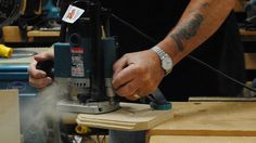 Tool School: The Ever-Adaptable Woodworking Router