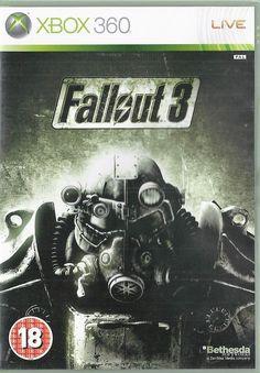 Xbox 360 Fallout 3 ( Xbox One compatible)