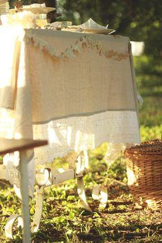 mi casita en el bosque: Un bonito picnic al Atardecer ♥ Summer Christmas Picnic ideas
