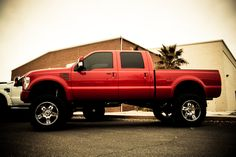 HS Performance 2008 6.4 Ford