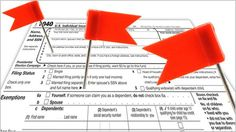 Avoid These 10 Common Tax Mistakes   The Fiscal Times