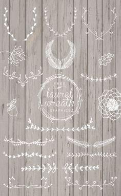 Free Laurel Wreath Graphics