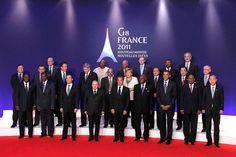 G8 Group photo