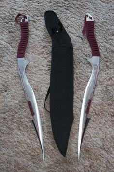 Final Fantasy XIII Lightning Swords