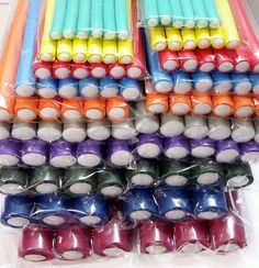 Foam Rollers Hair On Pinterest Hair Styling Tips Loose