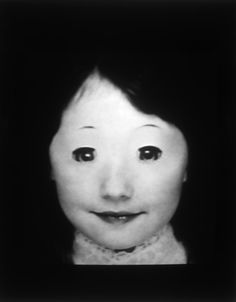 Nancy Burson - Untitled, Unique X polaroid from computer generated composite image, 1988 Doll Eyes, Doll Face, Used Computers, American Artists, Digital Image, Painting & Drawing, Art Reference, Photoshop, Dolls