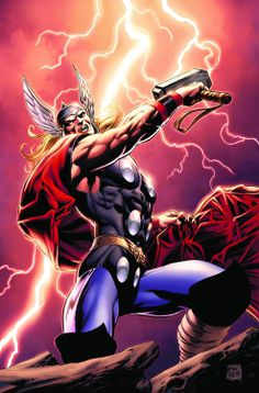 Thor by Mike Perkins