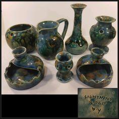 Pottery Shop, Lightning Ridge, Sugar Bowl, Bowl Set, Vase, Decor, Decorating, Vases, Dekoration