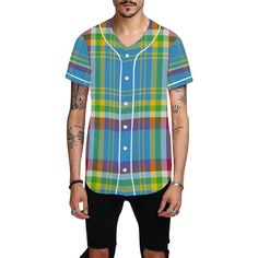 Pat moore james roberts and charlie wright on yukon men yukon yukon tartan all over print baseball jersey for men model t50 malvernweather Choice Image